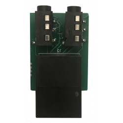 2 x RJ45 to 3.5mm Adapter Kit
